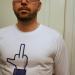 Her vises min ny T-shirt frem.