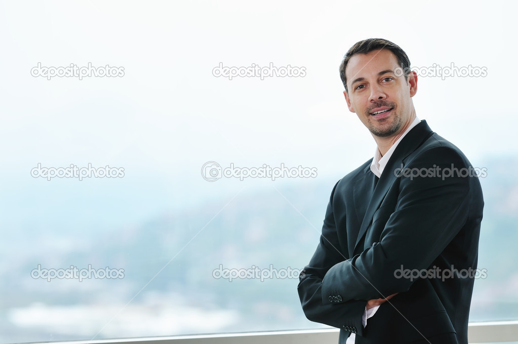 young business man portrait