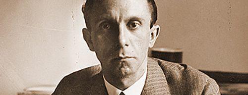 Goebbels var Hitlers propagandaminister
