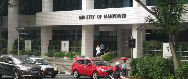 Singapores Ministry of Manpower (MOM)